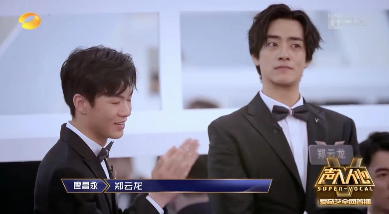 《声入人心》郑云龙王子归来却遭花腔反转?