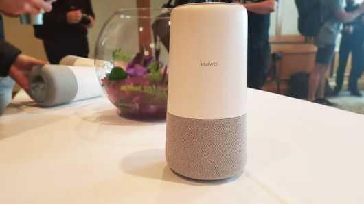 华为面向国外市场开发智能语音助理 与谷歌亚马逊竞争