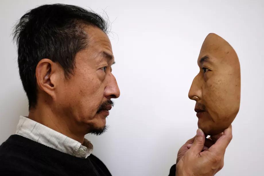日公司生产超逼真3D人脸面具苹果借其测试人脸识别