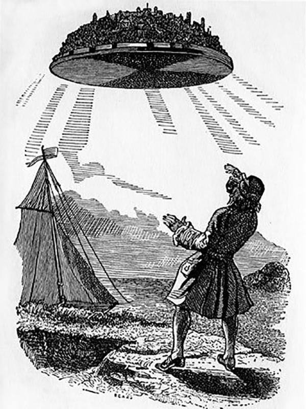 科学与文学之争:《格列佛游记》背后的玄机