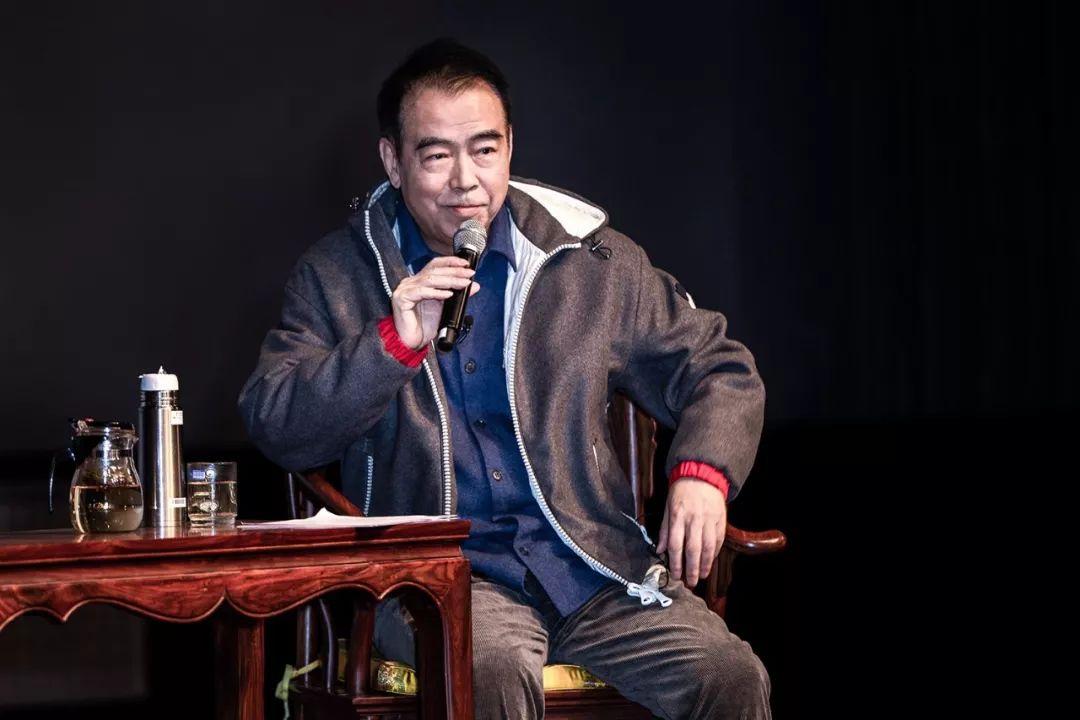 陈凯歌再谈《霸王别姬》:扮演程蝶衣是张国荣的宿命