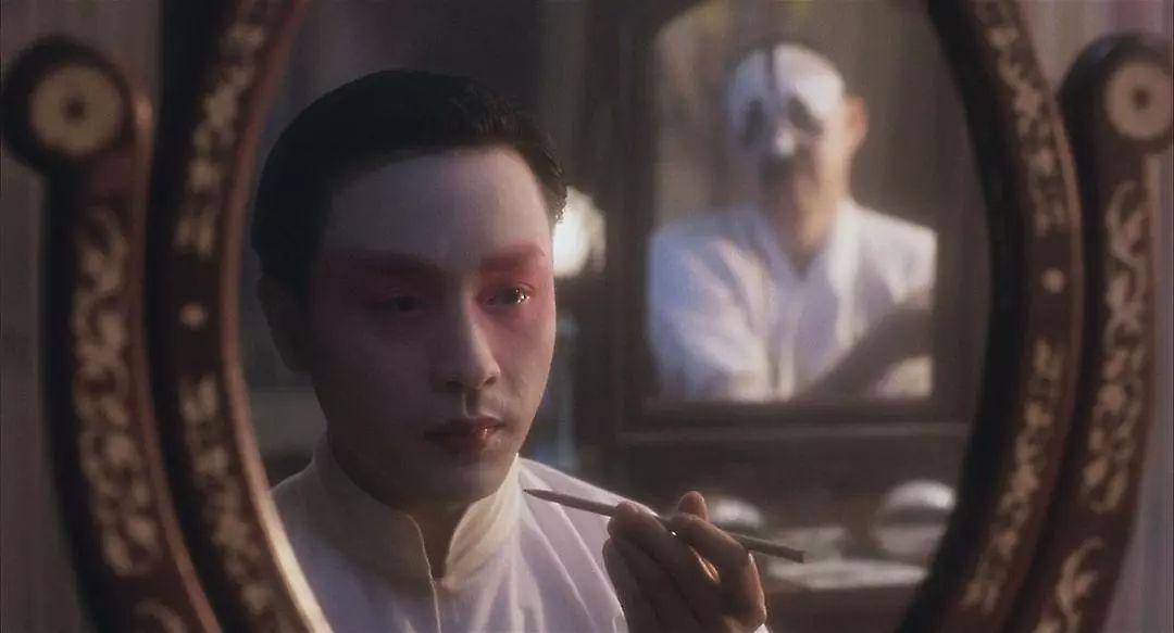 陈凯歌再谈 霸王别姬 扮演程蝶衣是张国荣的宿命