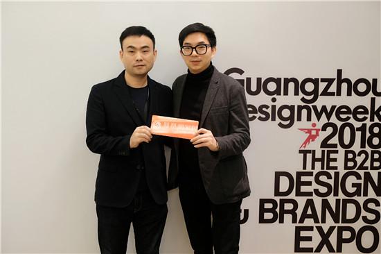 李世杰、彭五:为更多优秀设计师提供展示与交流的平台