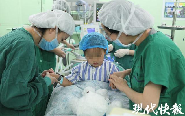 山东3岁小女孩患乳腺癌 系半世纪以来全球第3例