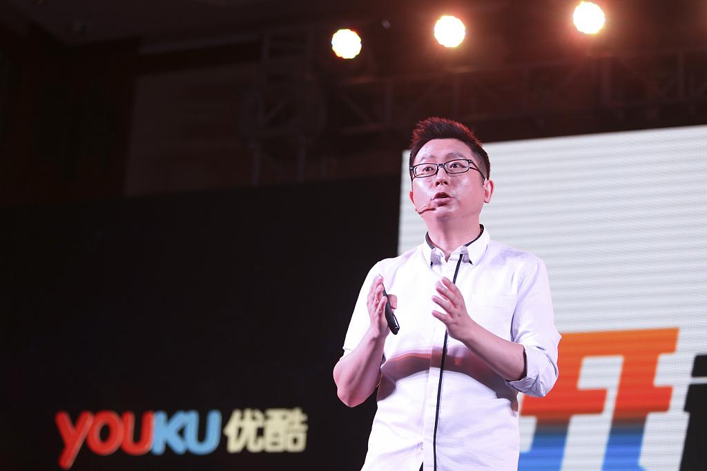 杨伟东资料图片。图/视觉中国