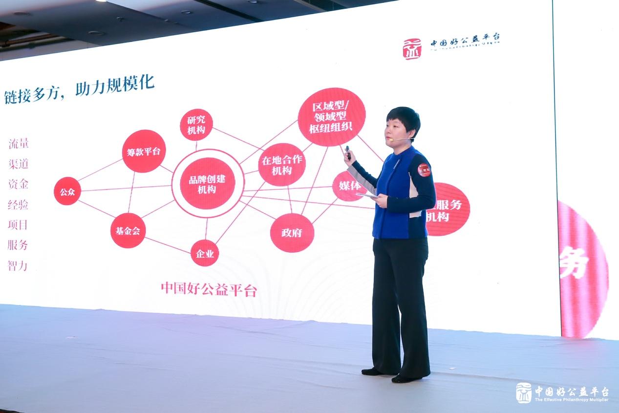 2018中国好公益平台年会在京成功举办