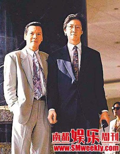 """向华强曾身陷""""黑社会""""传闻,操控香港电影半壁江山? 娱乐前线 第11张"""