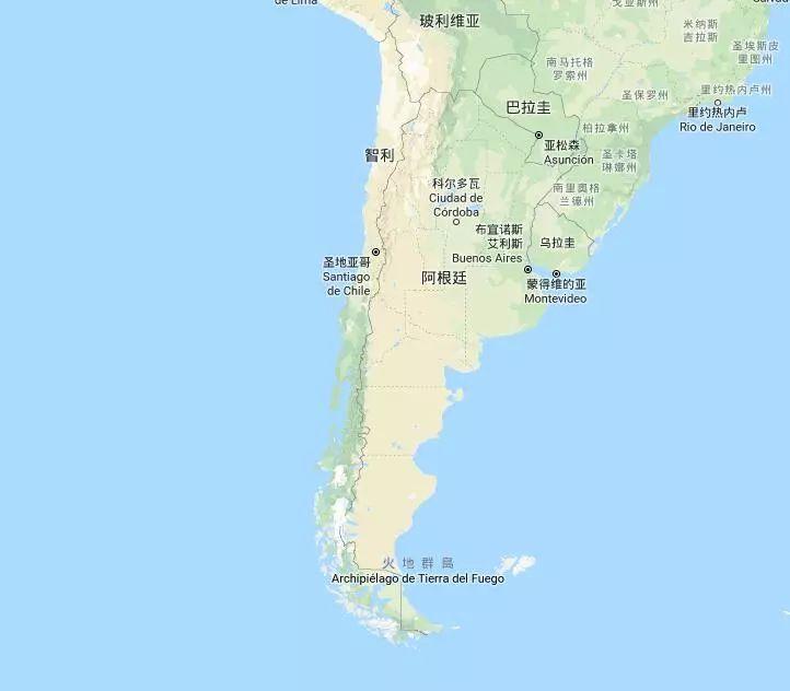 智利人均gdp_全世界最狭长的国家 被本国人称作 天涯之国