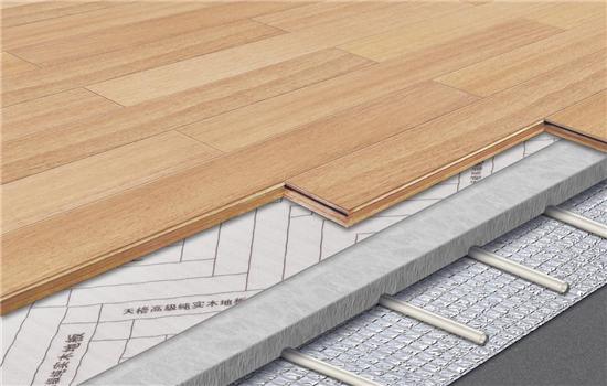天格让实木地板更有价值