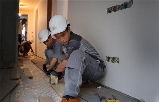 天格地暖实木地板:《梦想改造家》设计大师的改造秘诀