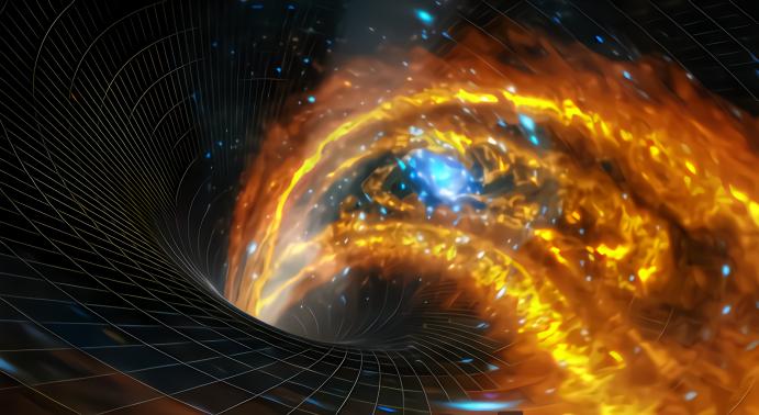 科学家用实验证实霍金是对的:黑洞最终会消失