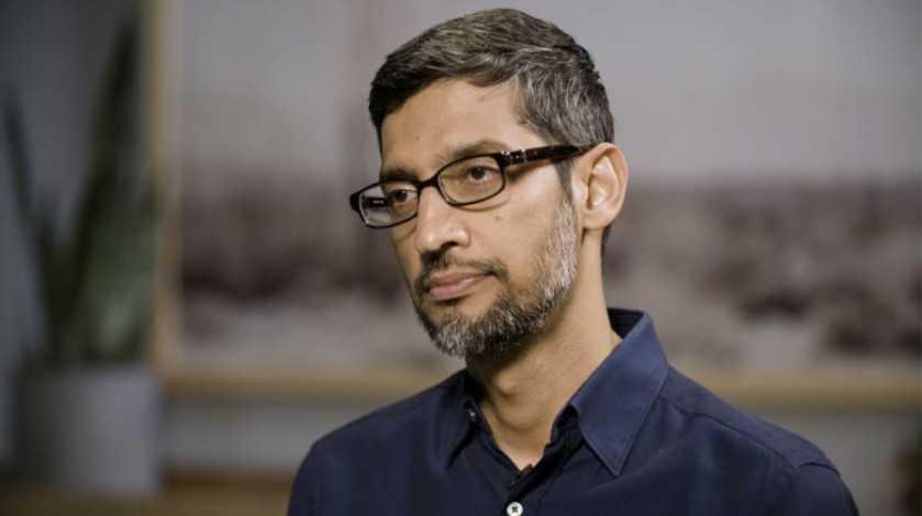 專訪皮查伊:一個從沒接觸過電腦的孩子成長為谷歌CEO