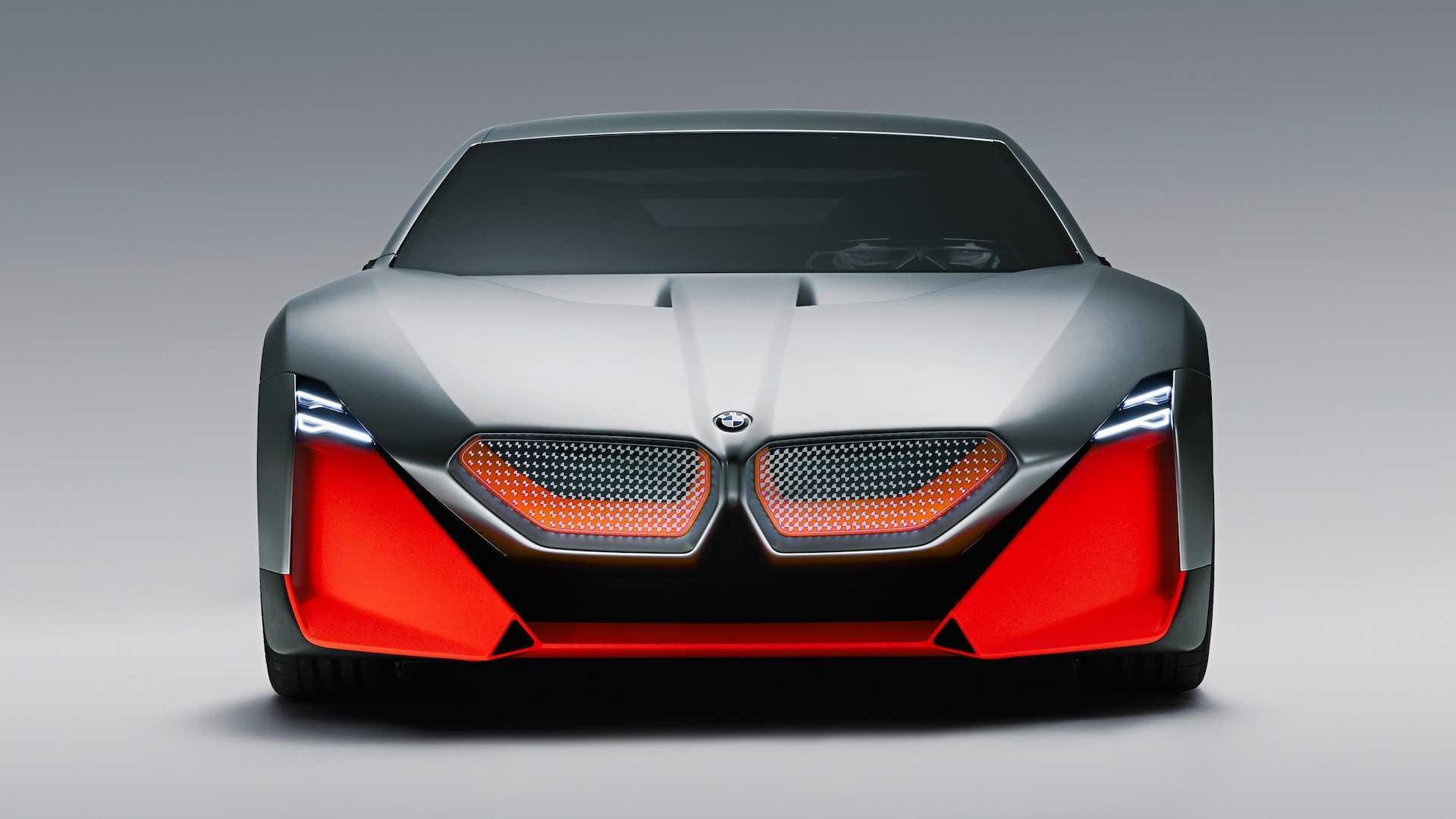 宝马五系Vision M Next概念车公布 界定将来超级跑车