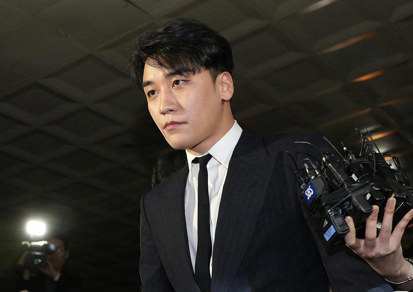 韩警察厅官方回应胜利夜店案件:没有吸毒及性暴力