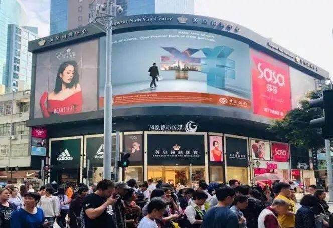 凤凰led环球网全球首发,与你览尽世界都市之光