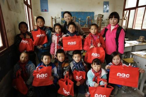 """ABC KIDS:儿童鞋服行业的""""公益践行者""""插图(1)"""