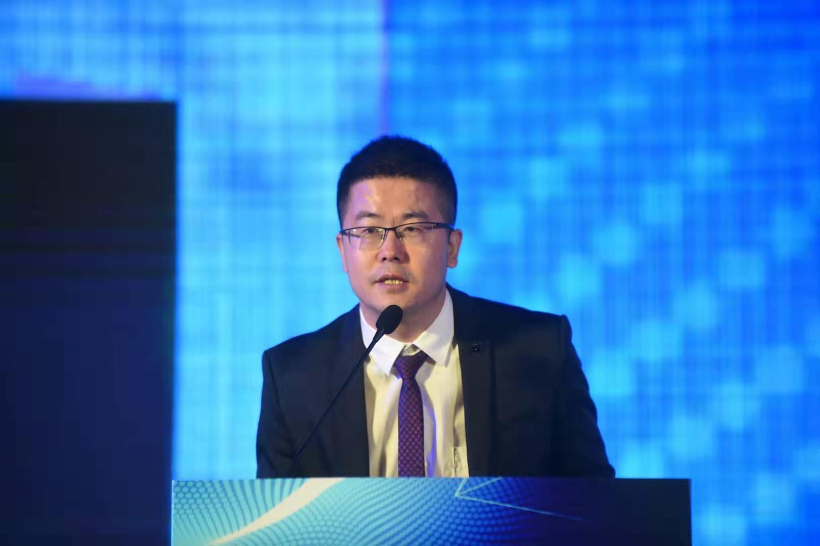 张涛:智能科技创新高峰论坛适逢其时,适逢其地