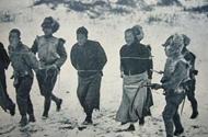 东北抗联旧照:为虎作伥的韩籍日军