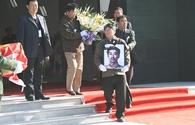 实拍东北抗日联军赵尚志烈士颅骨安葬仪式