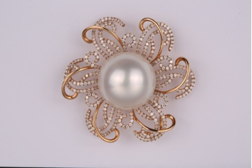 "NGTC实验室见闻--珍珠分级 展现""珍珠的气质"""