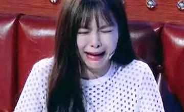 节目录一半,湖南台女主持沈梦辰当众痛哭