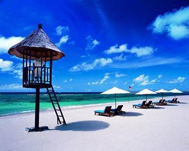 明星婚礼为何钟爱巴厘岛?