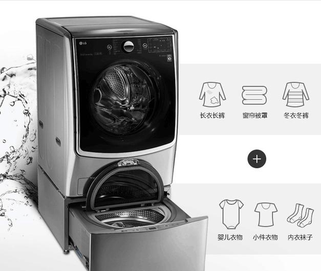 双筒、免污巧思碰撞!IFA展洗衣机成创新大户