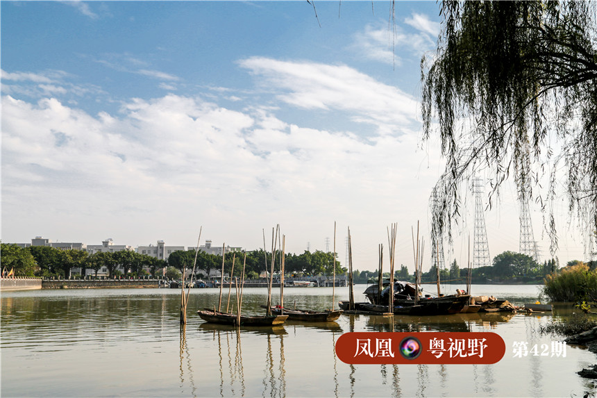 如今,往昔海上丝绸之路的荣耀已埋在历史的尘烟中,这里成为了风景如画的岭南水乡。