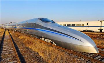 中国高铁新技术打破世界纪录 令美日艳羡不已