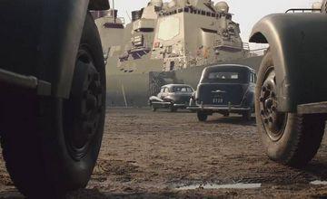 看瞎眼:国产谍战剧 美军神盾舰穿越到1948年