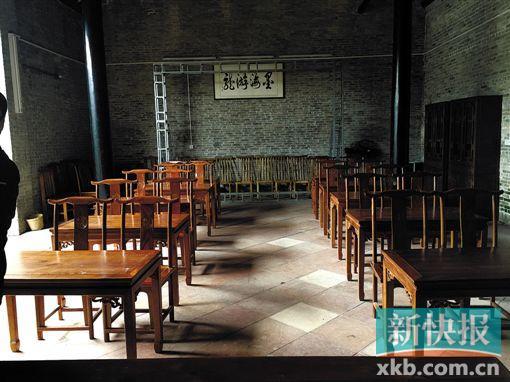 追古抚今深圳美食头村书院群料理古村落旅韩国广州打造花都图片