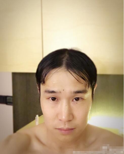 小沈阳晒新发型 被调侃:这不是汉奸吗(图) [有看点]