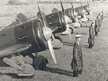 苏联空军秘援华 战绩超越飞虎队