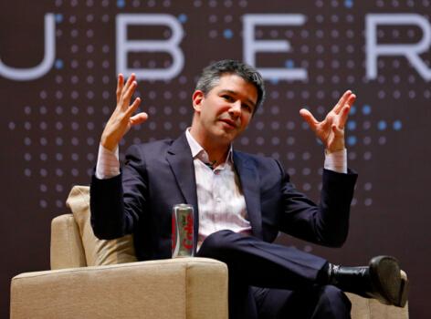 "Uber欲外包云存储业务 亚马逊等争抢90亿美元""蛋糕"""