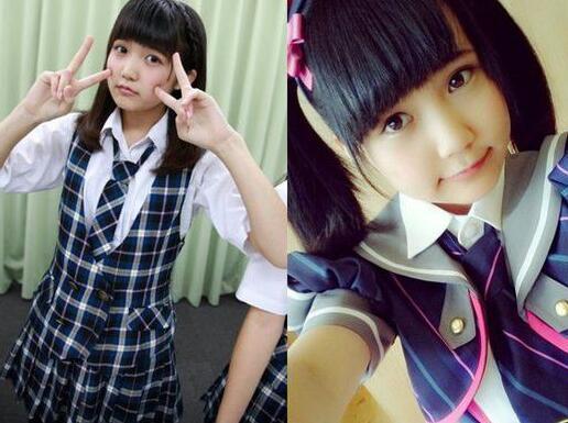 日本14岁少女偶像遭开除 疑因抽烟喝酒被发现 图