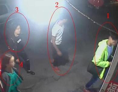 """徐州6少年玩""""仙人跳"""" 13岁女孩约网友开房后抢劫"""