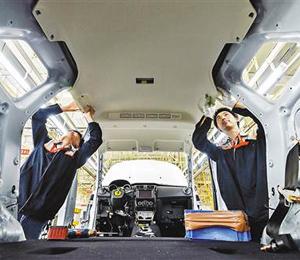 北汽银翔汽车助推区域经济发展