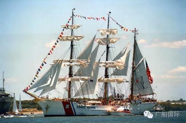 中国首艘风帆训练舰开工建造(图大发888官方