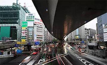 东京为什么不堵车?差距一对比就出来了