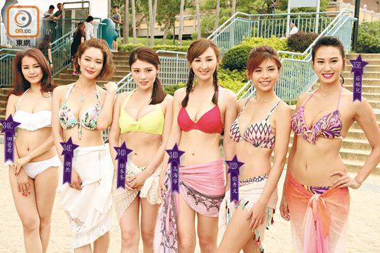 王晶新片海滩取景 众女星穿比基尼上围超有料【星看点】