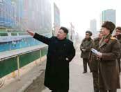 朝鲜高级科学家高级住宅曝光 家电全中国进口