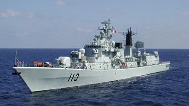 中国战舰编队在南海遭美日澳10架舰机跟踪尾随