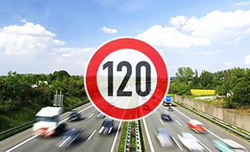 120迈等于时速120公里?开什么国际玩笑