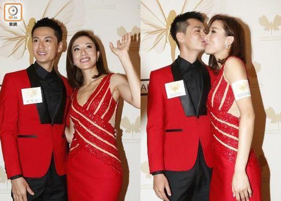 杨怡罗仲谦互吻甜蜜爆表 宣布10月2日补办婚宴【星看点】
