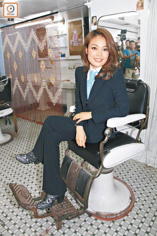 说漏嘴?容祖儿透口风:40岁嫁刘浩龙【星看点】
