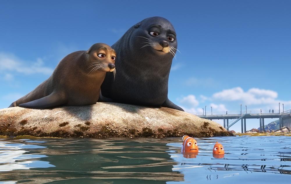 《宠物总动员2》a宠物公映海底回归再续电影大v宠物那些经典动漫里的海底优酷图片
