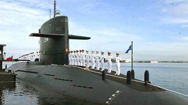 蔡英文为何要造潜艇?分散解放军力量等美支援