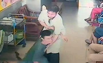 男子中暑在深圳诊所输液后倒地身亡