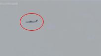 加拿大男子拍到三角形UFO追逐客机