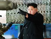 朝谴责美韩在西部海域军事挑衅 金正恩:不停止就开火